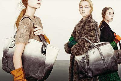 Pradas 2008 Advertising Caign by Prada Ads Fall Winter 2007 Fotografie De Moda