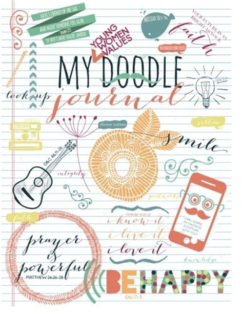 This Quot Doodle Quot Journal Helps Make Personal Progress And