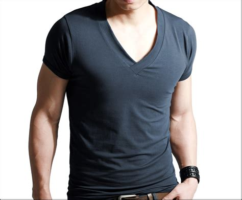 Polham V Neck T Shirt i m a who prefers wearing v neck t shirts i don t get why them