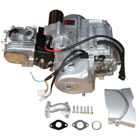125cc Engine Atv Go Kart 50cc 70 90 110 Auto W Reverse Ebay