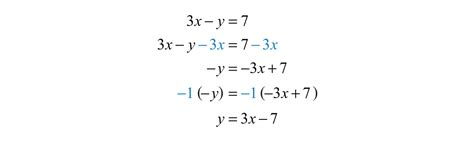 solving for y solving linear systems by elimination