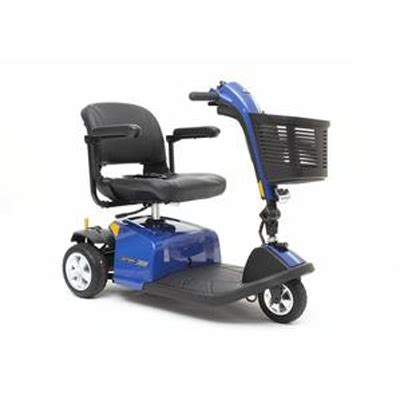 Pride Mobility Victory 9 Es 3 Wheel Scooter