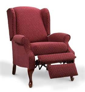 wingback recliner chairs for sale real estate colorado us