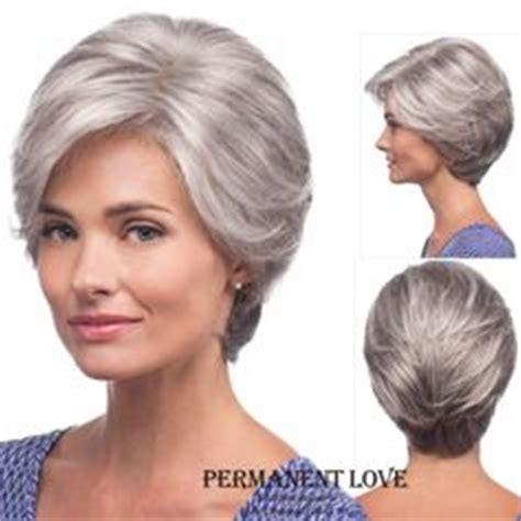 pictures of short hairstyles for grandmas ladies short hairstyles on pinterest female hairstyles