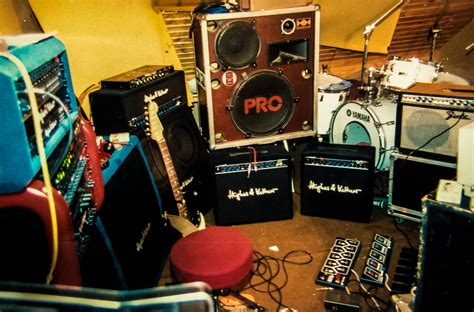 Garage Bedroom Ideas how a great practice space can make you a better guitar