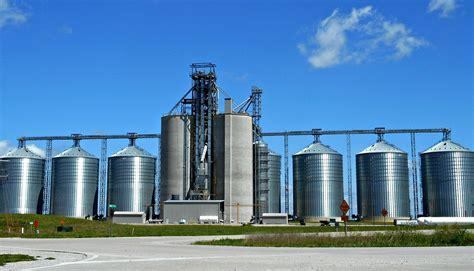 image silo free photo silos grain storage industry free image