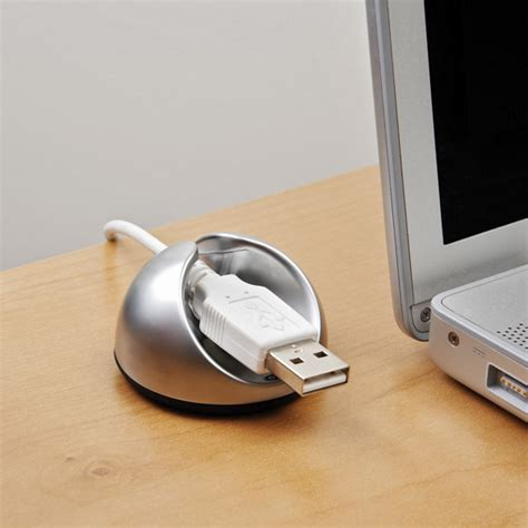 Modern Desk Accessories Cord Catch Modern Cable Management By The Container