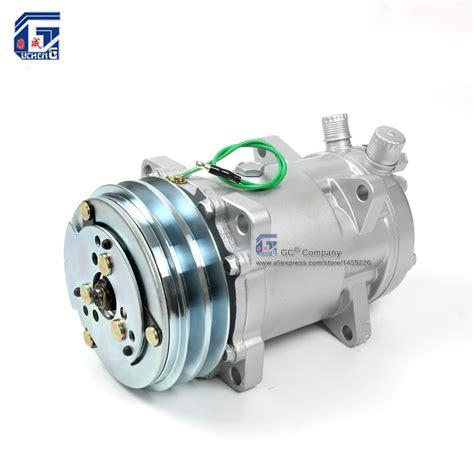 Ac Excavator aliexpress buy a c ac air conditioning compressor