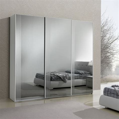 armadio ante scorrevoli a specchio armadio rouen a 3 ante scorrevoli a specchio