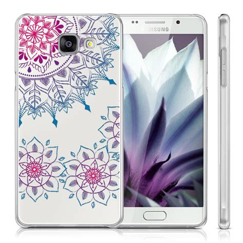 Casing Samsung A5 2016 2 Custom Hardcase Cover kwmobile for samsung galaxy a5 2016 clear cover