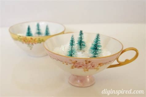 Tea Cup Decorations by 20 Easy And Affordable Diy Decorations
