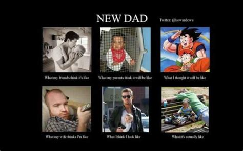 New Parent Meme - new dad meme geek pinterest