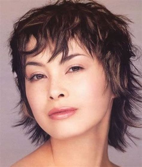 short hairstyles for women with thick hair fashionwtf short funky hairstyles for women pictures older women