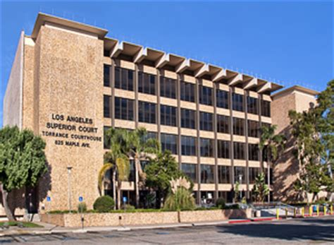 Torrance Courthouse Search Courthouses In Los Angeles County Contacts And Locations La Court