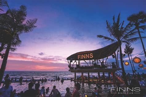 finns beach club bali sunset bali indonesia holiday
