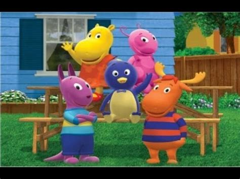 Backyardigans Best Friend The Backyardigans Best Friend Vidoemo Emotional