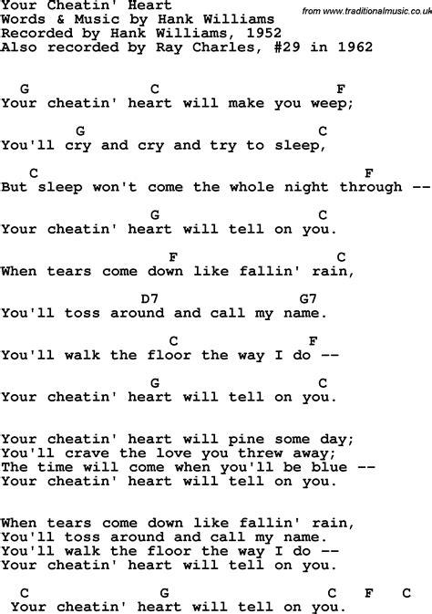 Ray Charles Guitar Chords