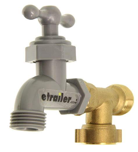 Exterior Water Faucet by Camco Rv Exterior Water Faucet Plastic Camco Plumbing