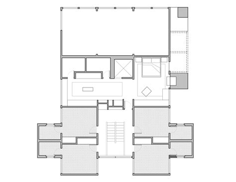 louis kahn floor plans gallery of louis kahn s korman residence interior