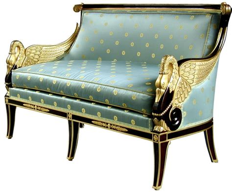 classic style sofa classic style sofa cygne 2 by balcaen paris settee