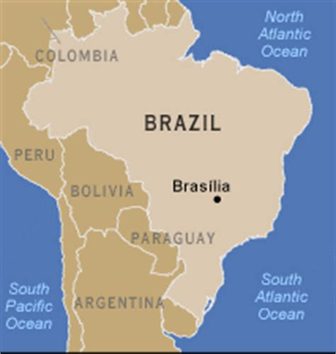 neighboring countries of brazil map colombia cocaine and cash countries of concern