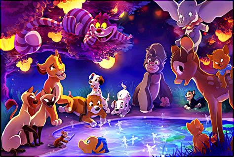 disney wallpaper deviantart walt disney characters images walt disney fan art the