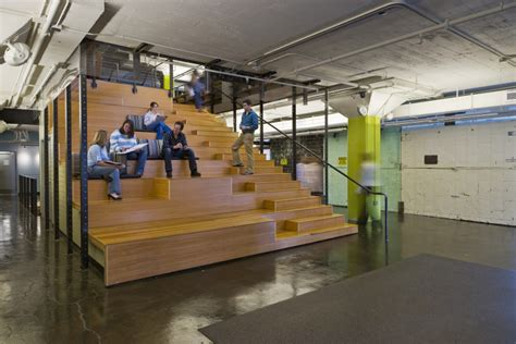 Office Stairs Design Carmichael Lynch Office Msr Architecture Interiors And
