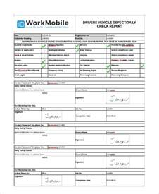Bug Report Template Excel by Free Vehicle Report 13 Free Pdf Word Documents