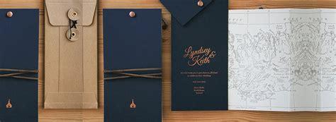 Wedding Invitation Design Inspiration by Modern Wedding Invitations Creative Design Ideas