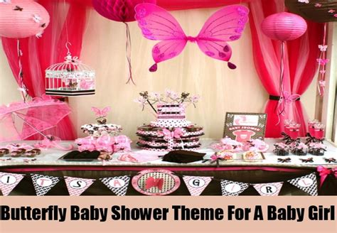 themes girl baby shower exciting baby shower themes for a baby girl unique ideas