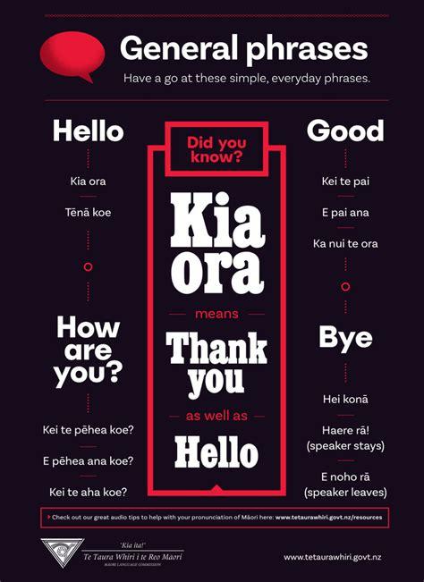 Fettnapfchenfuhrer Neuseeland Kia Ora Aotearoa