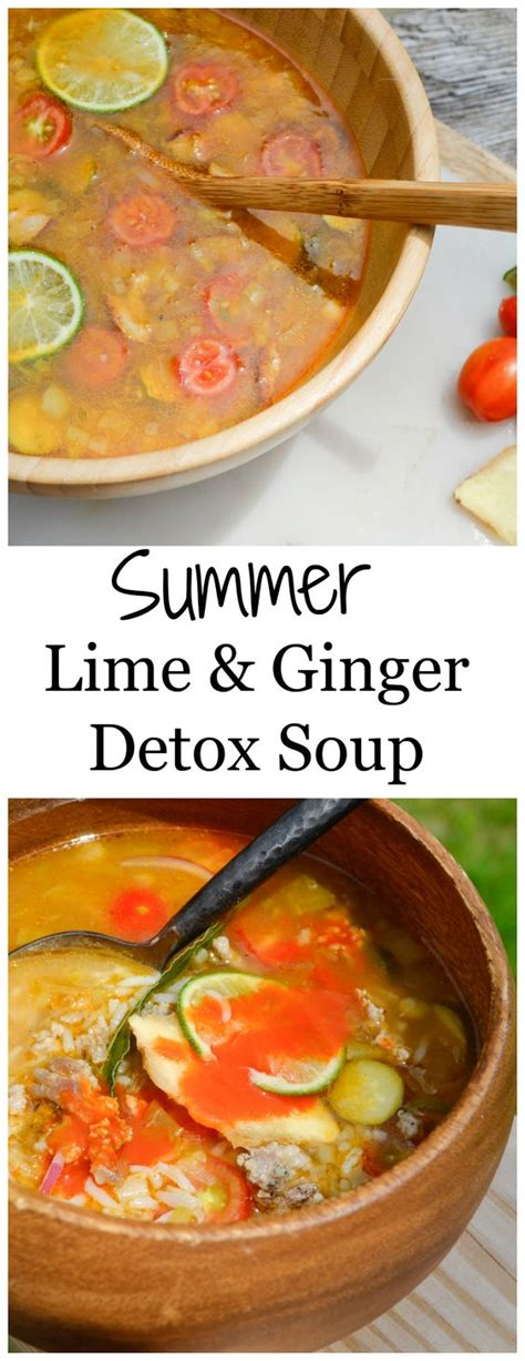 Detox Soup Recipe Carb Spicy by Detox Soup Detox And Soups On
