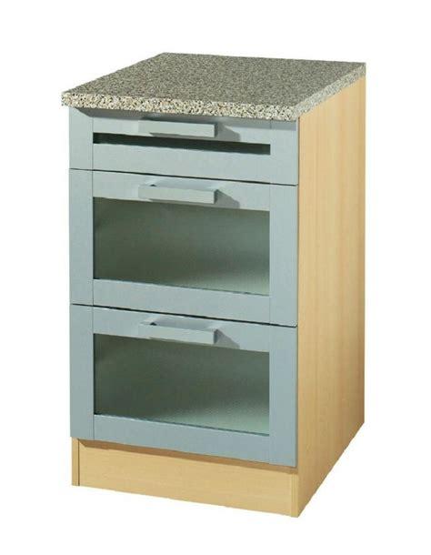 Küche Mit Schubladen by Unterschrank K 252 Che 50 Cm Bestseller Shop F 252 R M 246 Bel Und