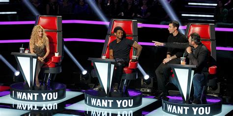the voice recap usher goes country on blind auditions the voice recap season six returns with blind auditions