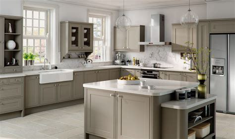 Timeless kitchens 101 ba components