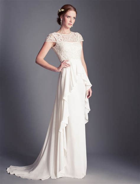 Jaket Five C Nel Elegance the temperley bridal florence 2013 collection elegance