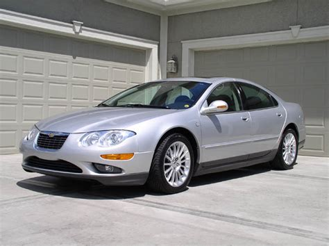 2002 chrysler 300m special edition silver 300m special edition