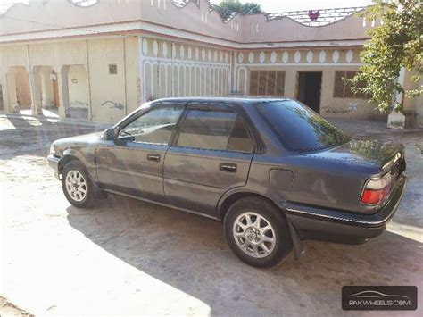 1992 Toyota For Sale Used Toyota Corolla Se Saloon 1992 Car For Sale In Attock