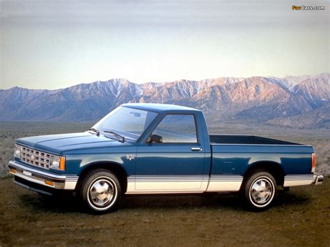 images of chevrolet s 10 1982 93 1024x768