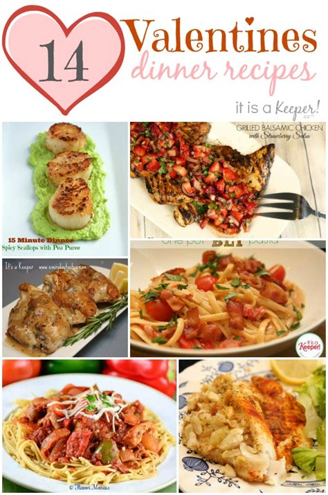 valentines dinner recipes two 14 valentines dinner recipes it is a keeper
