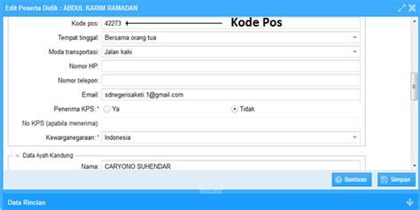kode anonytun yang benar kode anonytun yang benar cara cek mengetahui kode pos