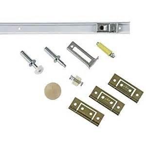 Stanley Closet Door Hardware Stanley Hardware 30 Inch Residential Bifold Set For 1 Inch Thick Panels White 402025 Bi Fold