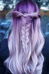 purple hair color ideas best 25 light purple hair ideas on pastel