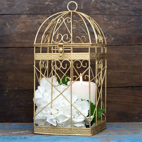 bird cage home decor gold christmas home decor christmas decorations antique gold