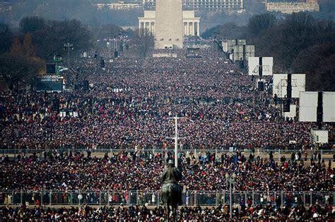 picture of inauguration crowd φυλετικα καταρρέουν οι ηπα μια φυλετική προσέγγιση