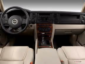 2007 jeep commander interior u s news world report