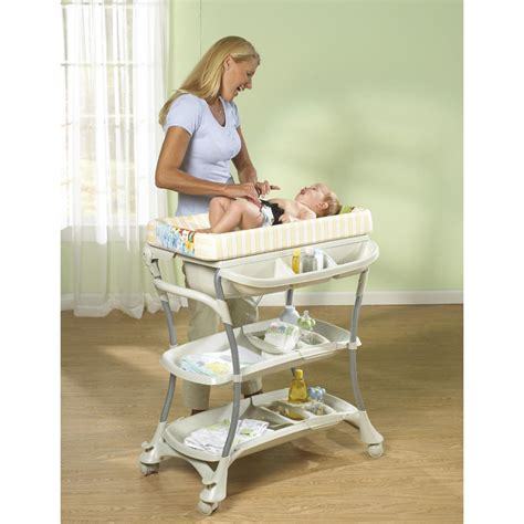 Primo Euro Spa Baby Bath And Changing Table Baby Baby Changing Table Safety
