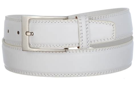 strait city trading co mens leather belts loops and braids