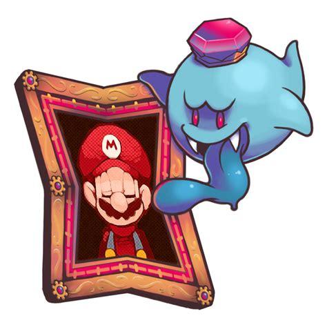 mario painting luigi s mansion image 1528045 zerochan anime image board