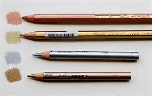 metallic colored pencils metallic colored pencils the right way to use them